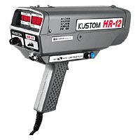 KUSTOM HR-12 K-band Moving/Stationary Radar Gun | eBay